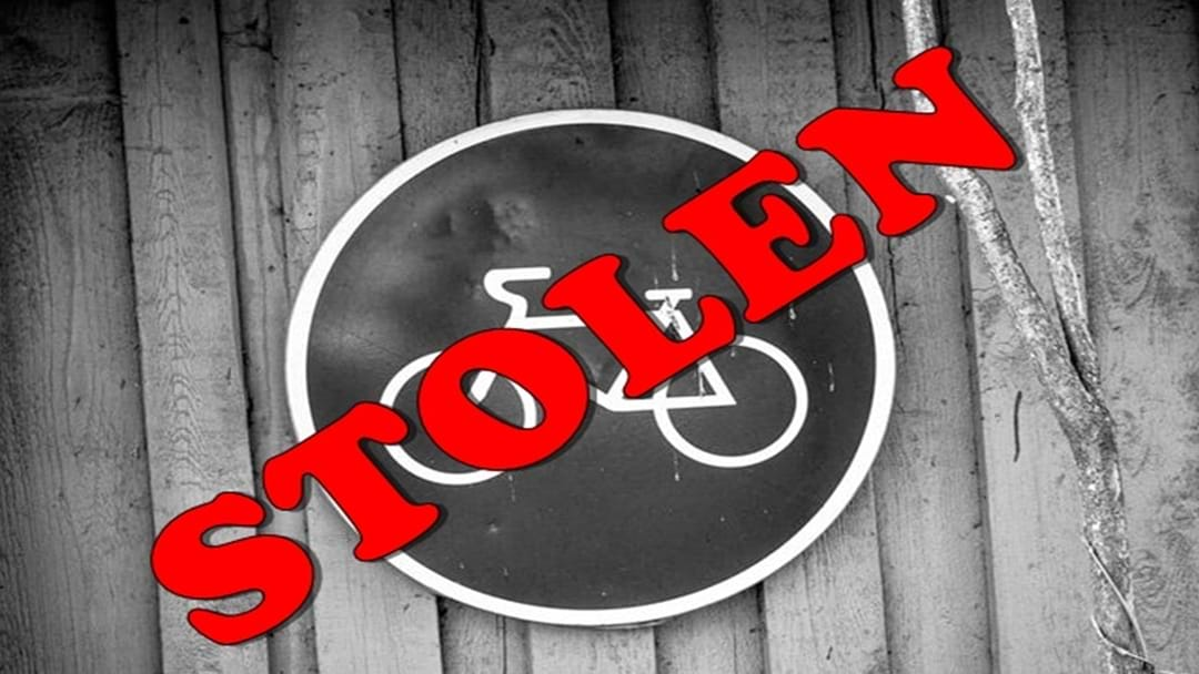 Motor Powered Bicycle Stolen from Toowoomba