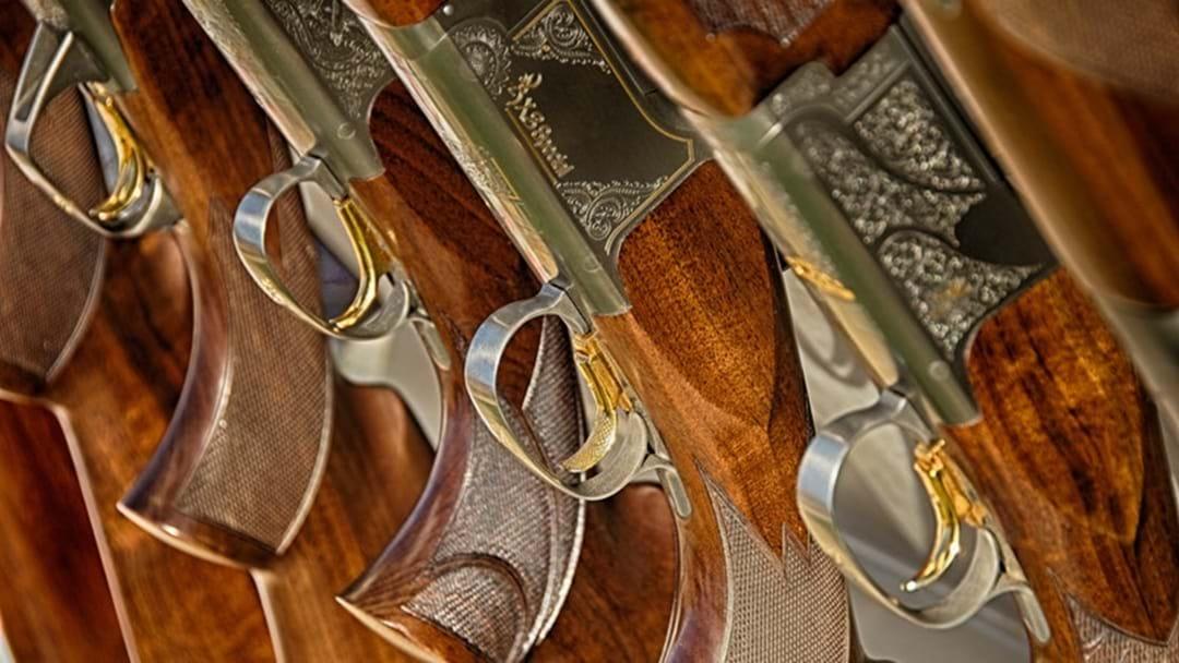 Firearms Stolen In Dubbo Break-In