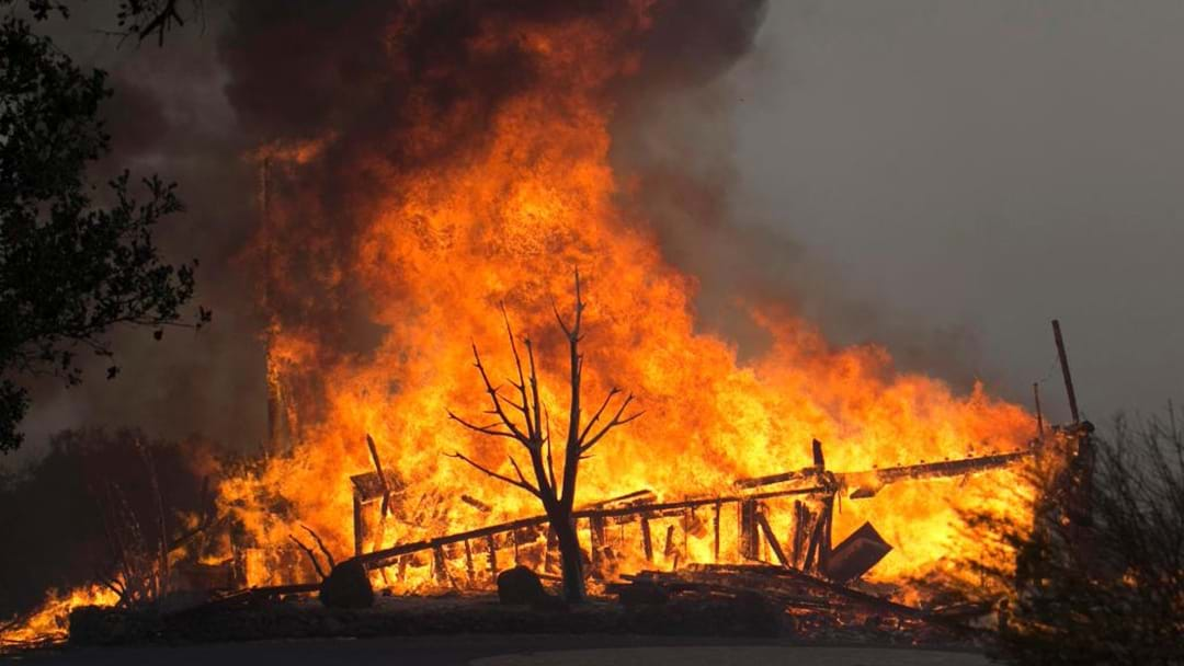 At Least 17 People Dead In Devastating California Forest Fires
