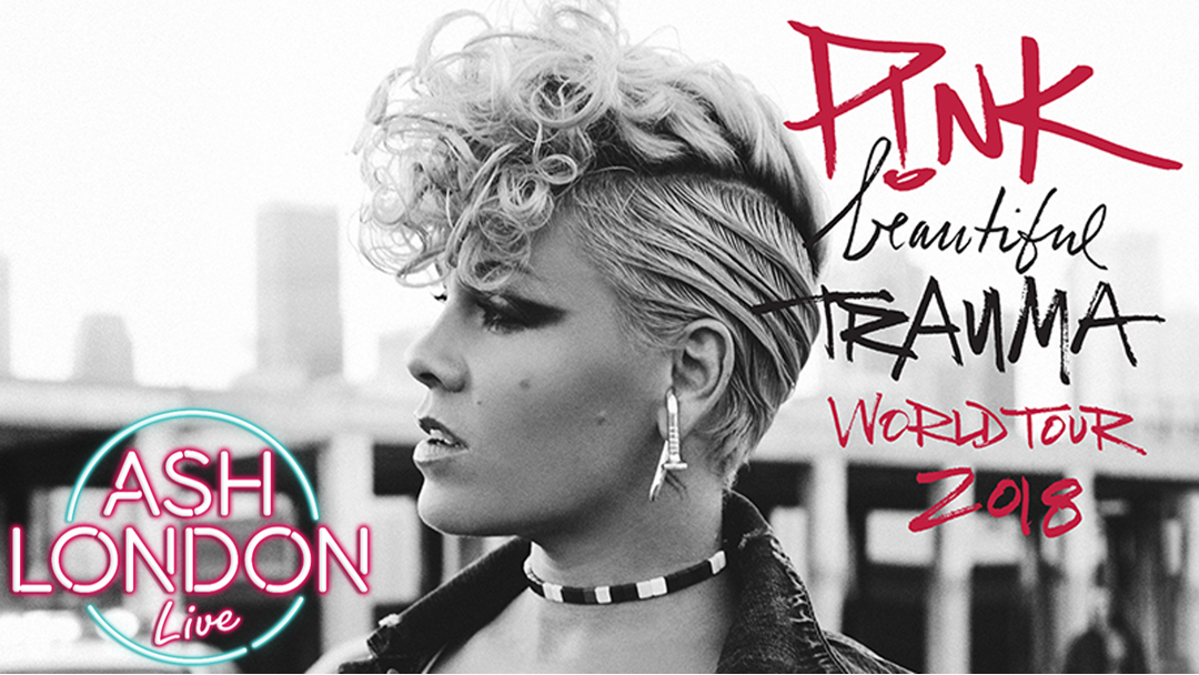 Ash London Wants To Hook You Up With Free P!nk Tickets