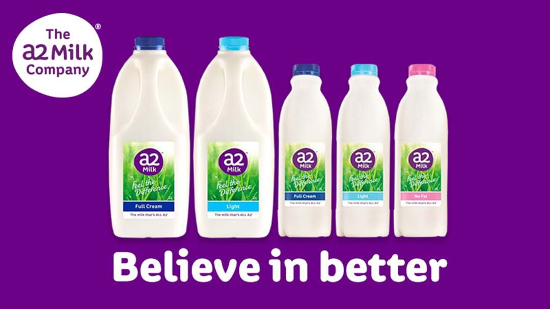 Switch to a2 Milk™ and Win $4,000