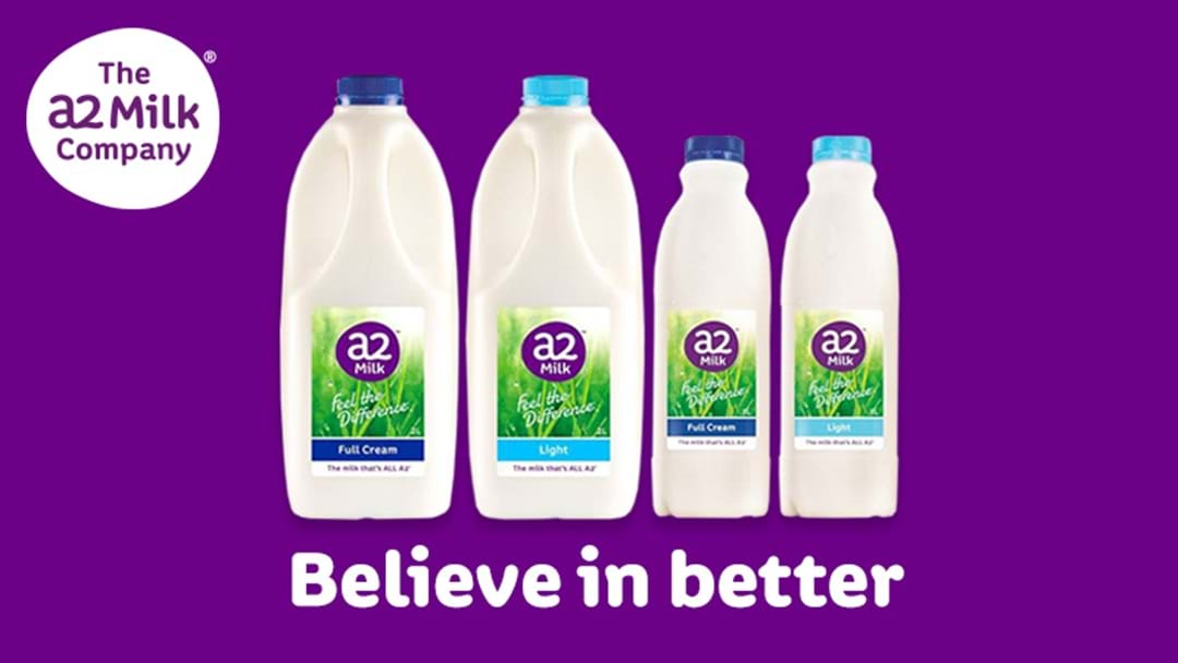Switch to a2 Milk™ and Win $2,000