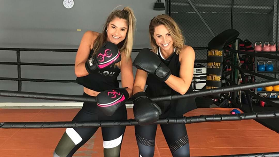Get In The Ring With Tully Lou & The BUF Girls