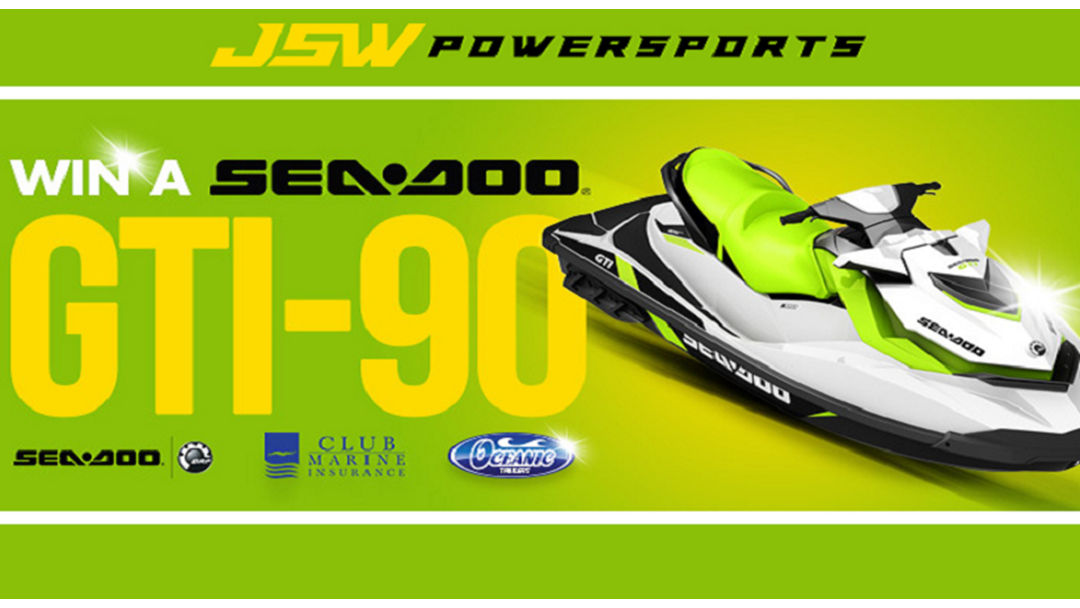 All thanks to JSW Powersports!