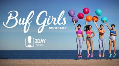 2DayFM's BUF Girls Bootcamp