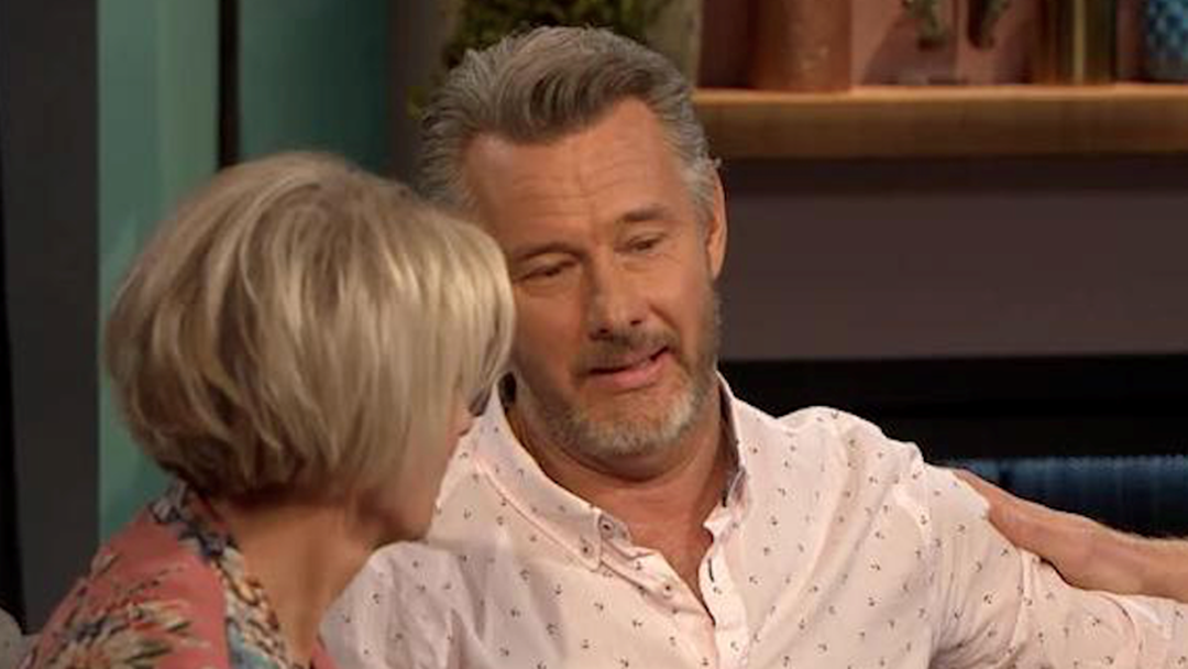 The living room s barry du bois 39 heartbreak as cancer returns for Living room channel 10 barry