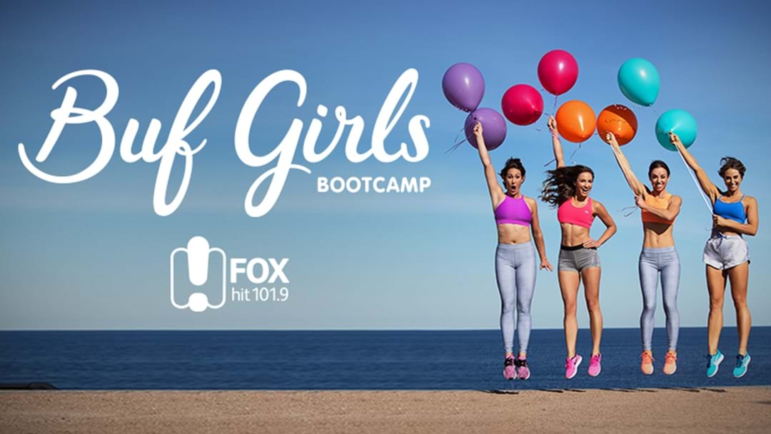 Work out with the BUF Girls!