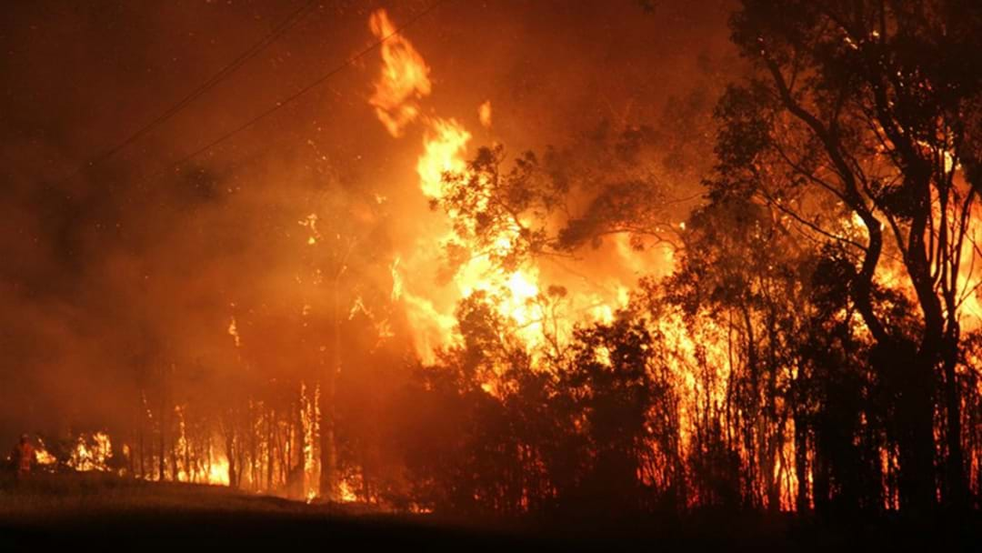 Resources Stretched With Fires Across Albany