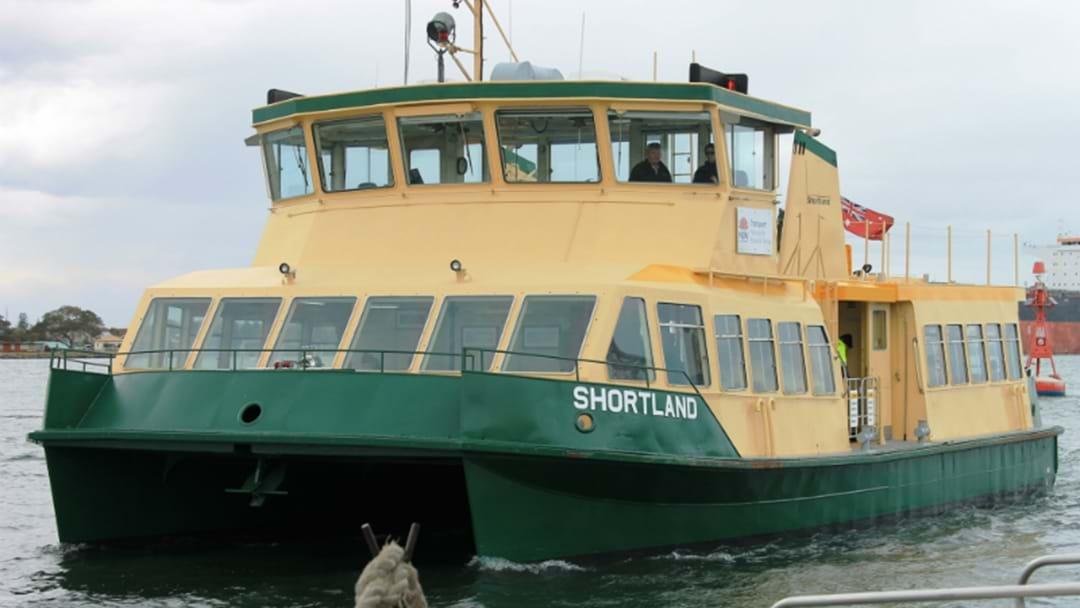 Stranger Danger Alert After Stockton Ferry Incident
