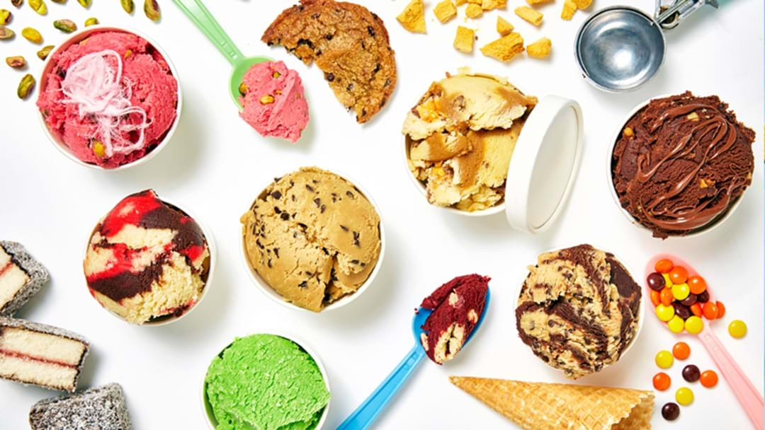 An Edible Cookie Dough Cart Is Popping Up In Sydney