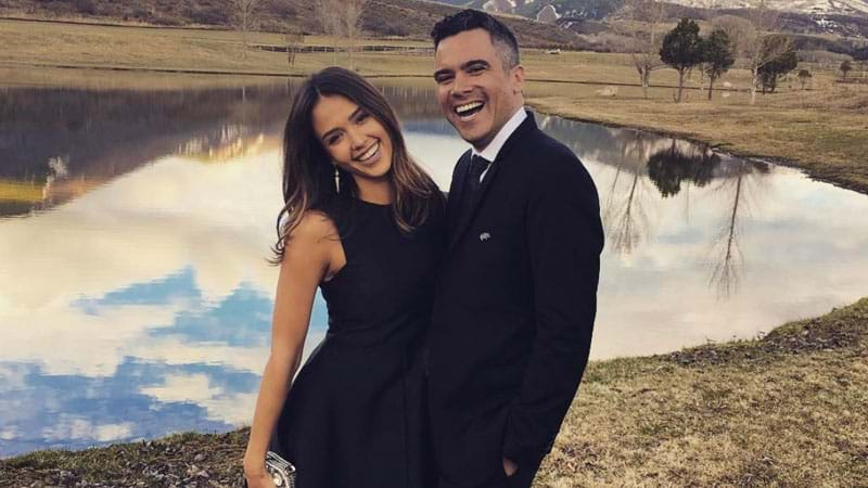 Pregnancy news for Jessica Alba and Cash Warren