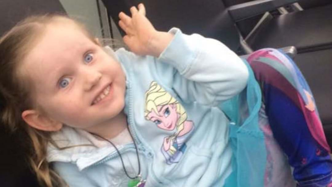 LOCALS RALLY TO RAISE MORE FUNDS FOR ANNABELLE POTTS