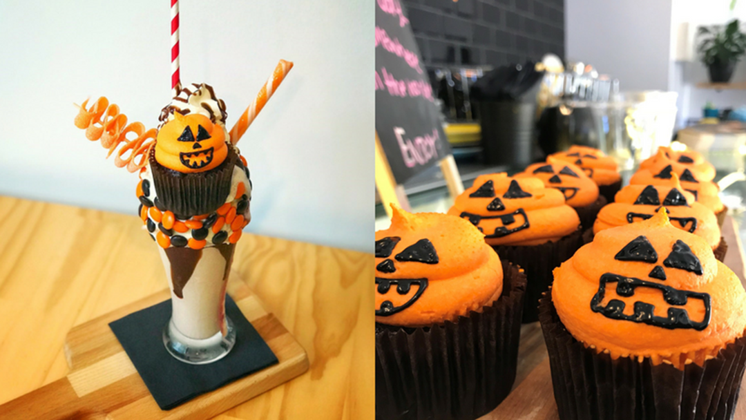 Check out the Halloween drink that's 'shaking' up the Coast