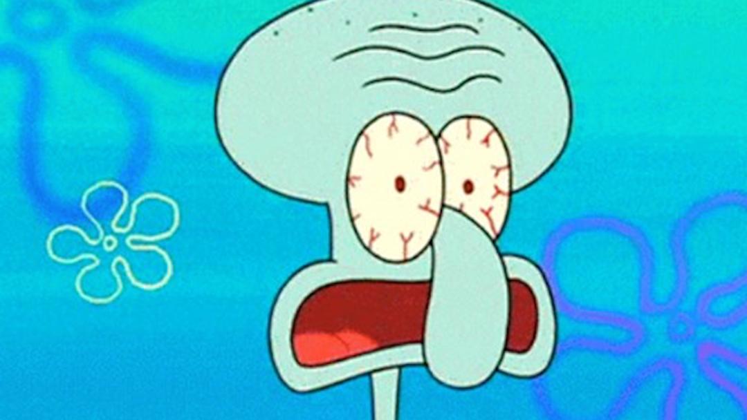 'Squidward' From Spongebob Squarepants ISN'T A Squid & Please Explain?!