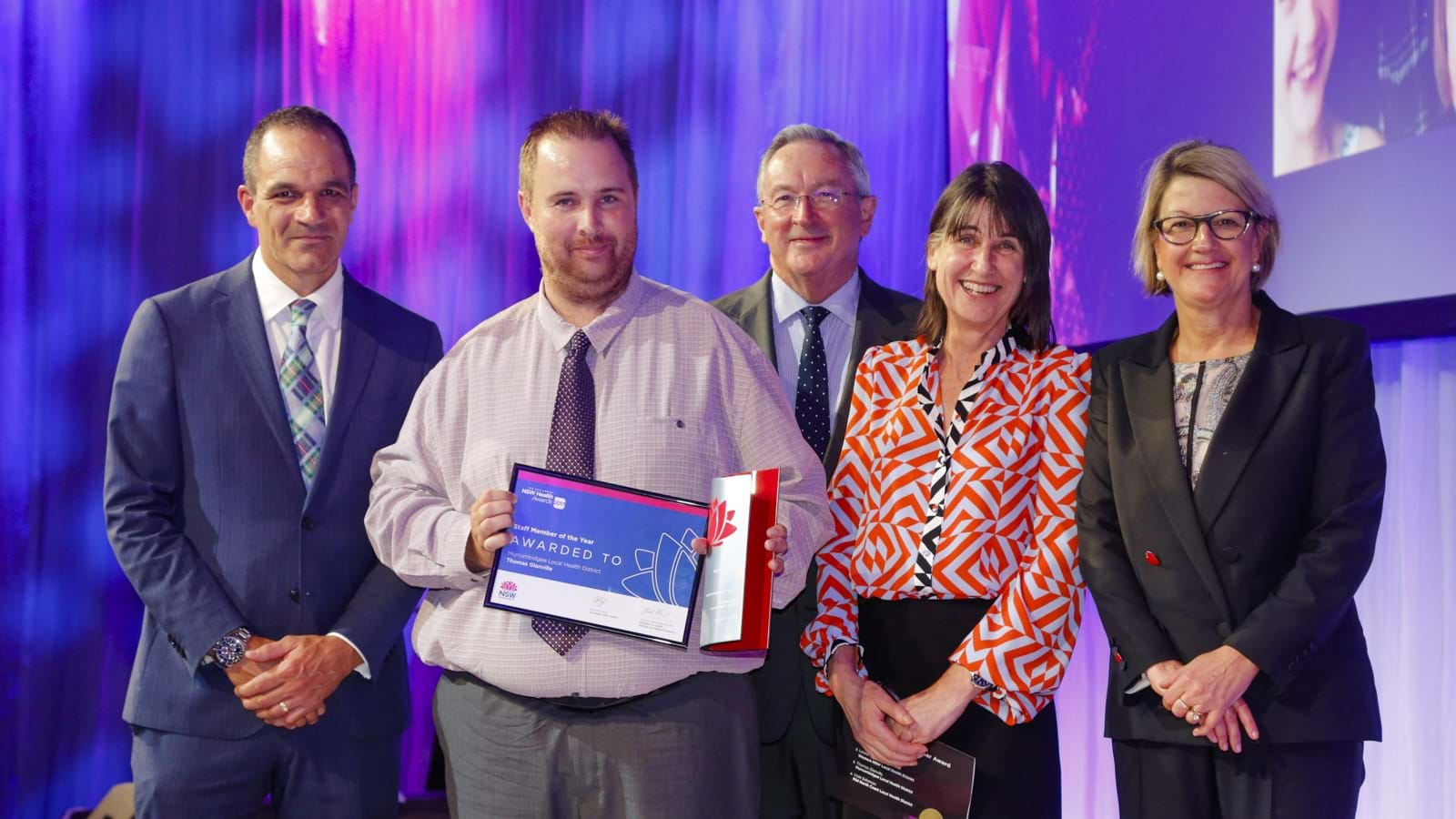Article heading image for State Awards For Wagga Health Service Stars