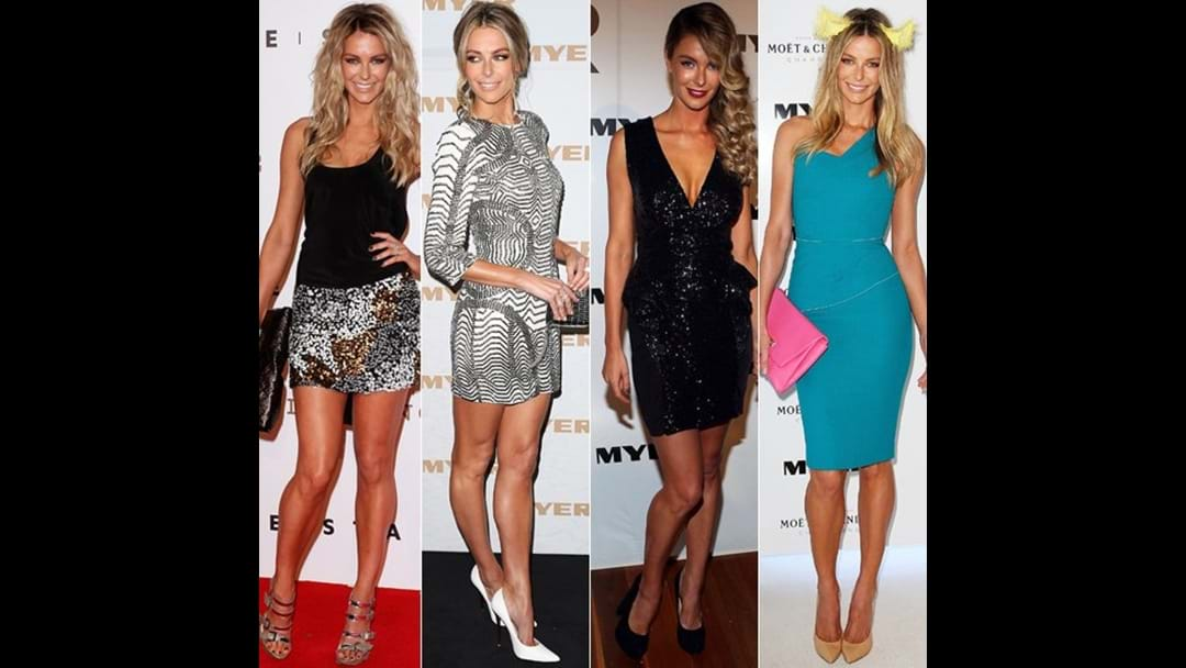 Jennifer Hawkins Selling Clothes To You For Charity