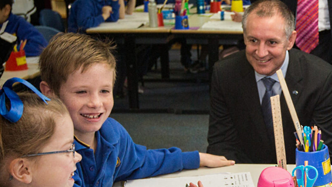 State Government Announces Biggest Ever Investment In Schools