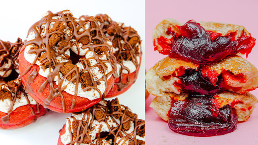 Doughnut Time are celebrating World Vegan Day with some tasty new treats