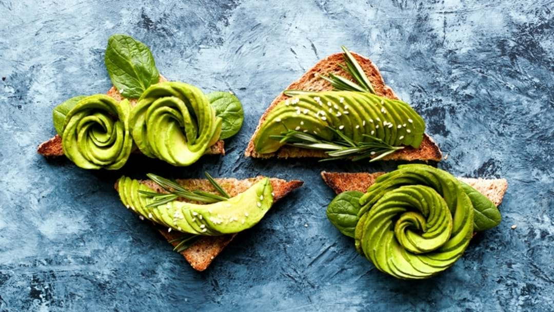 There's a job coming to Australia where you can taste test AVOCADOS!