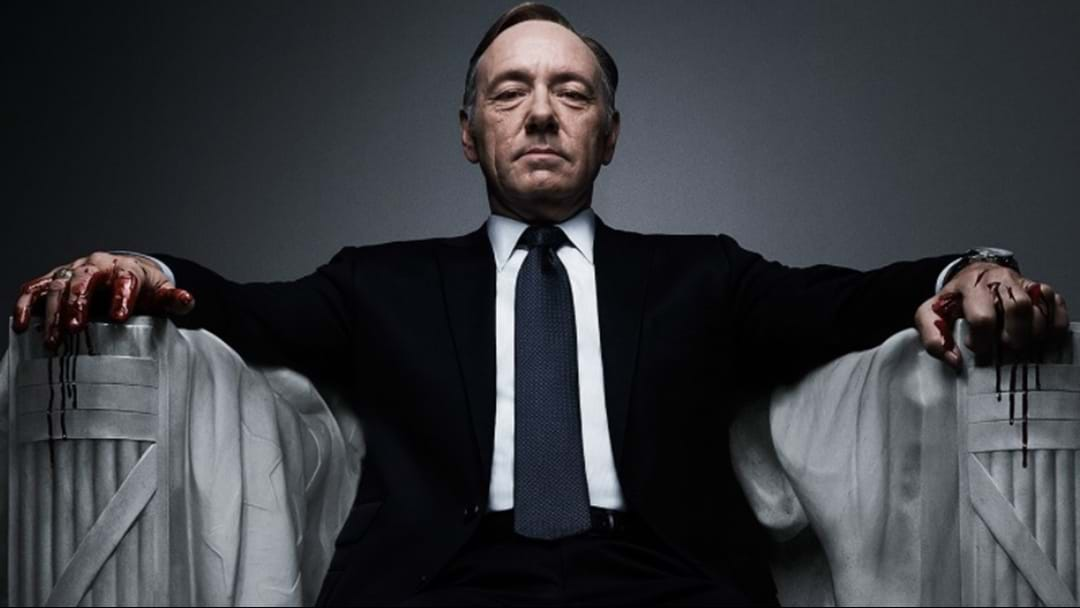 BREAKING: Netflix Cancels House Of Cards