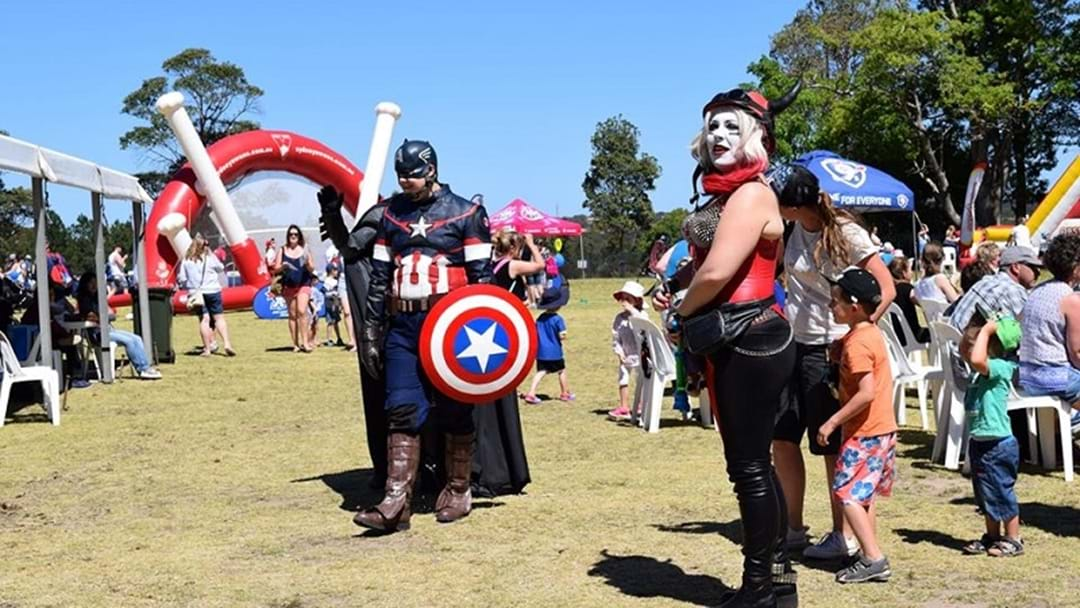 Central Coast Kids Day Out Is On This Weekend!