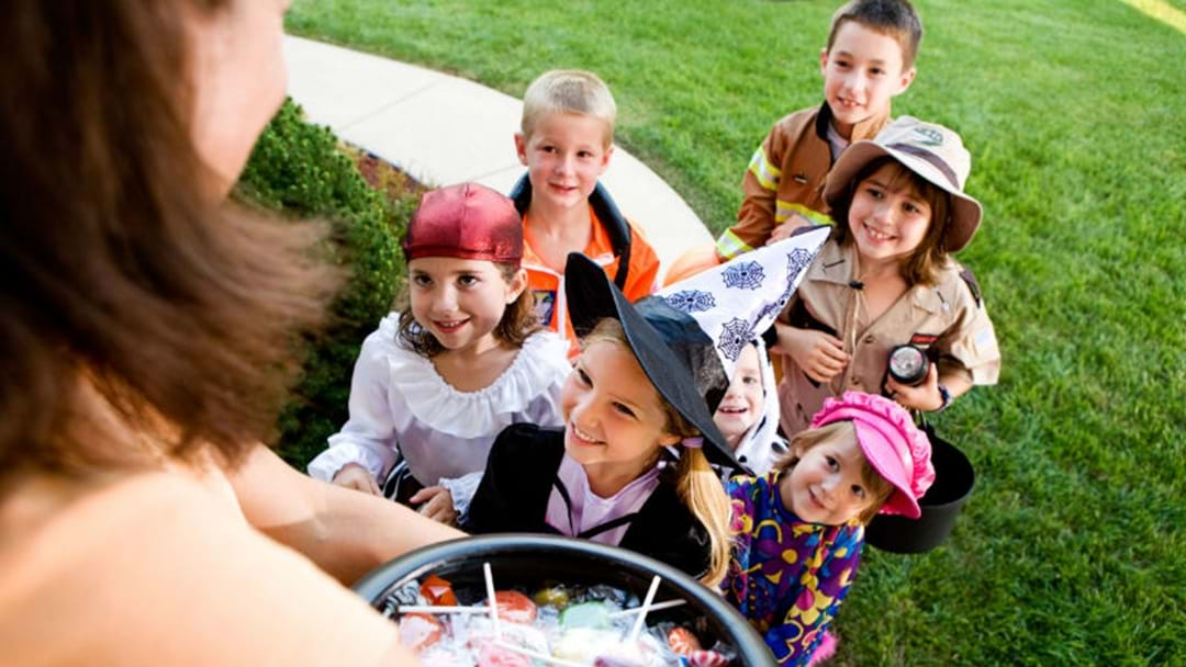 WHAT DOES THE 'TRICK' IN 'TRICK OR TREAT' ACTUALLY MEAN?