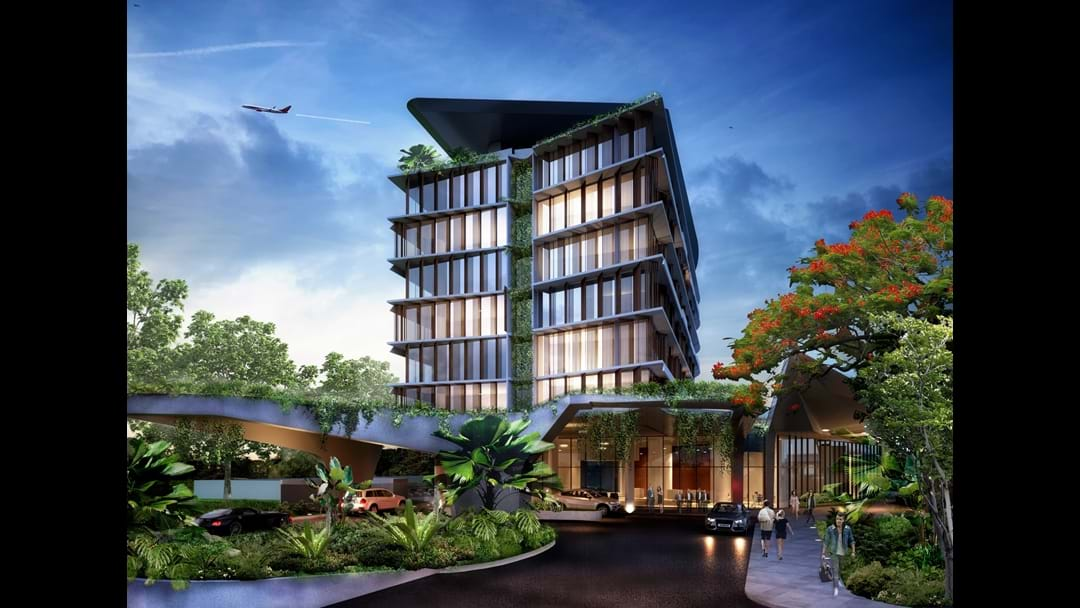 Airport to build 4 star hotel