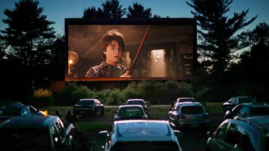 Yatala drive in to host an epic harry potter marathon at this years yatala drive in to host an epic harry potter marathon at this years potterfest stopboris Choice Image