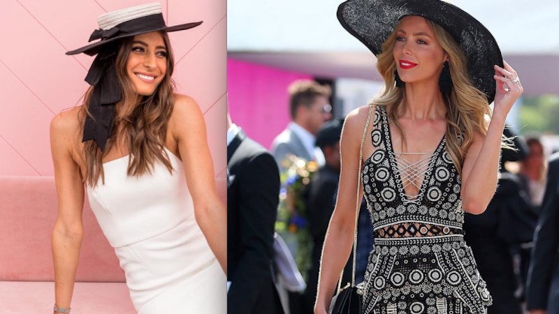 Article heading image for The Best Celebrity Fashion From Derby Day 2017