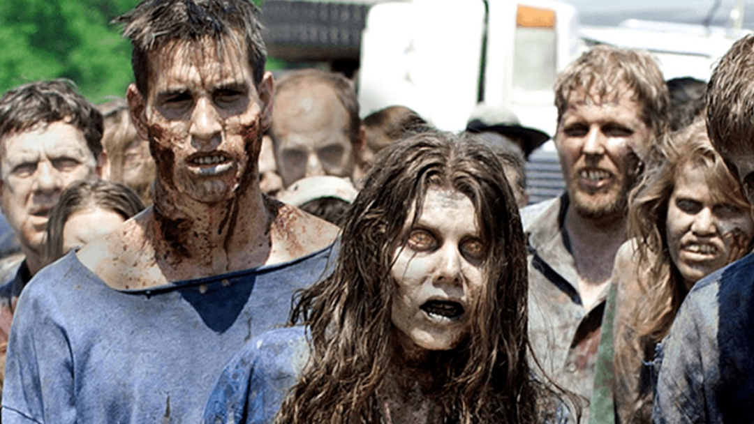 WIN A Role As A Zombie In A New Movie!