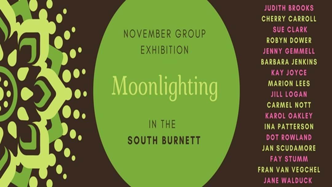 Kingaroy Regional Art Gallery November Exhibition