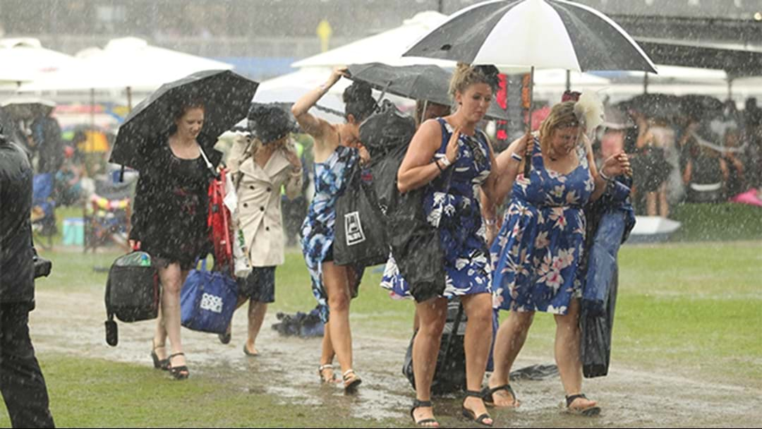 Melbourne Set To Shiver Through Coldest Melbourne Cup In A Decade