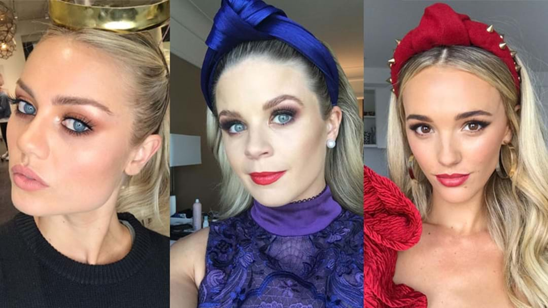 The Best Celebrity Fashion Straight From The Melbourne Cup!