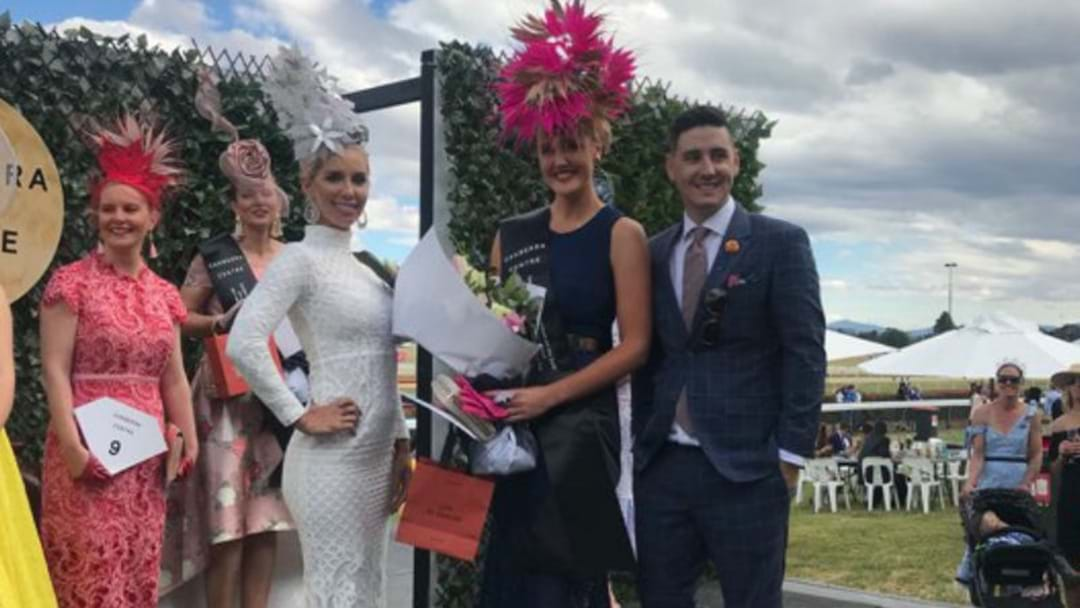 CANBERRA'S TRENDY: FASHIONS ON THE FIELD