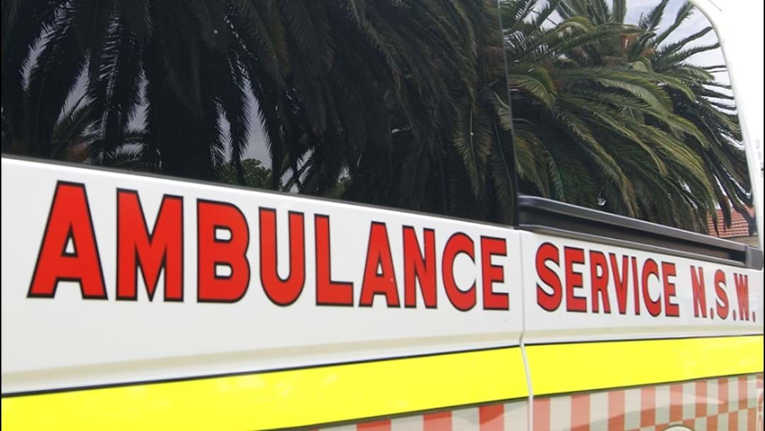 Man Unconscious After Sustaining Neck Injury At Worksite In Sydney's North-West
