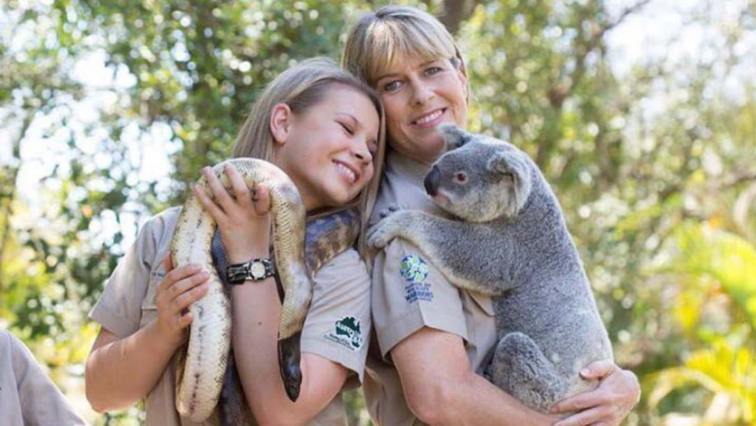 Apparently Terri Irwin Wasn't Impressed With Bindi's Halloween Costume