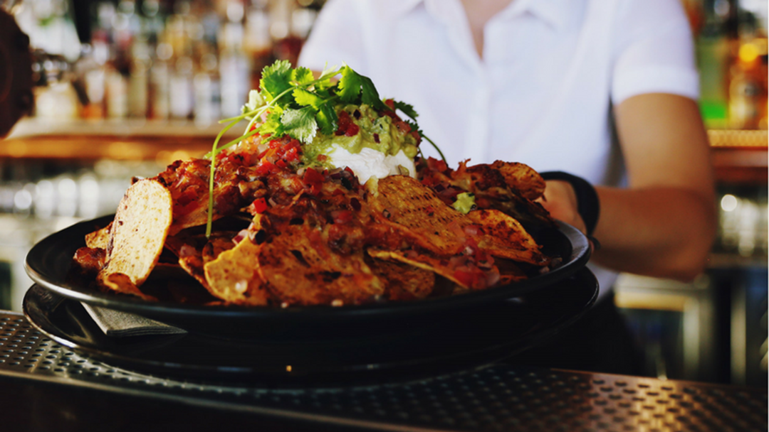 Could you handle the Gold Coast's biggest nachos challenge?