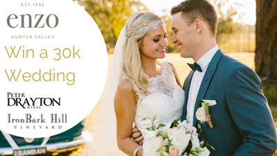 Win a $30k Wedding!