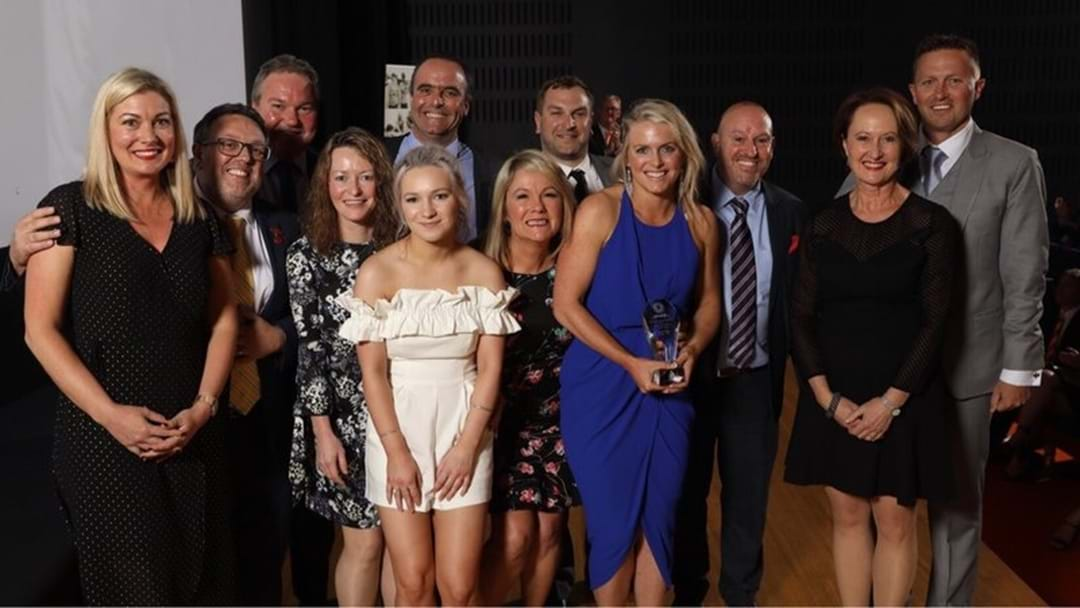 Top Award For Venus Bay Surf Life Saving Club