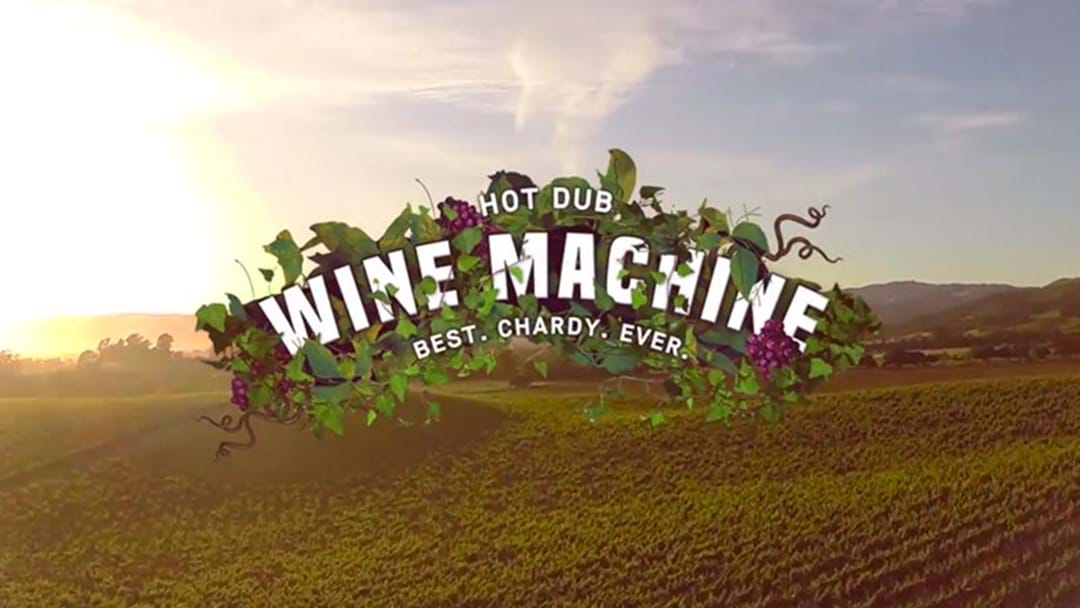 Hot Dub WINE Machine Festival Is Coming Back For A Weekend Of Booze & Beats