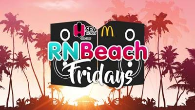 Sea FM's RnBeach Fridays are here!