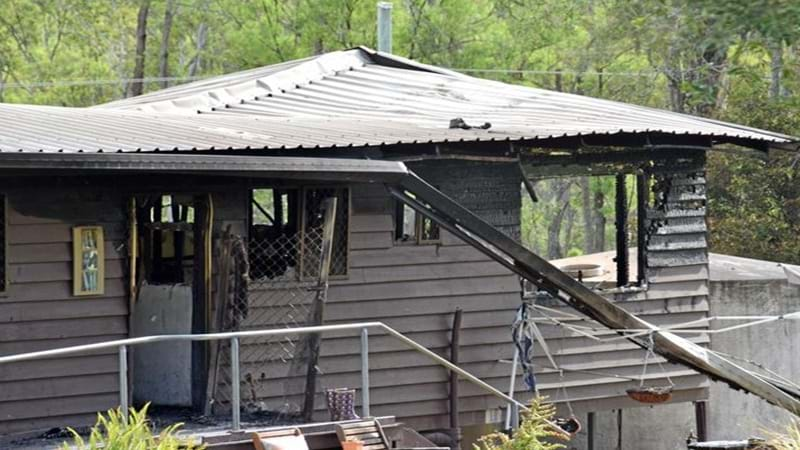 Article heading image for Community Rallies Around Family Who Loses Everything in House Fire