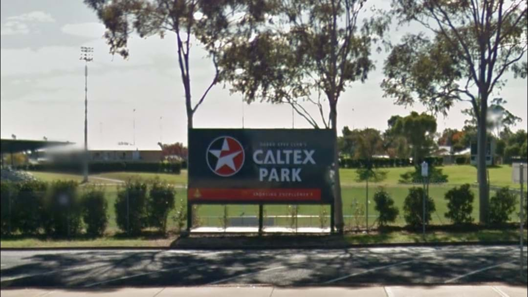 Caltex Park Naming Rights Sponsor Comes To End