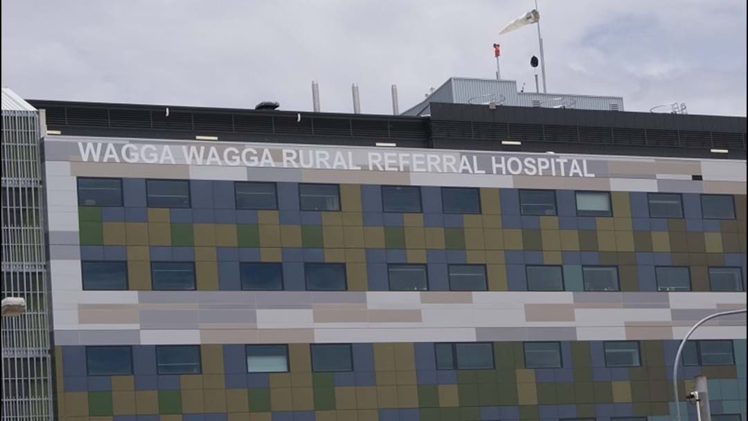 New Director For Wagga Hospital