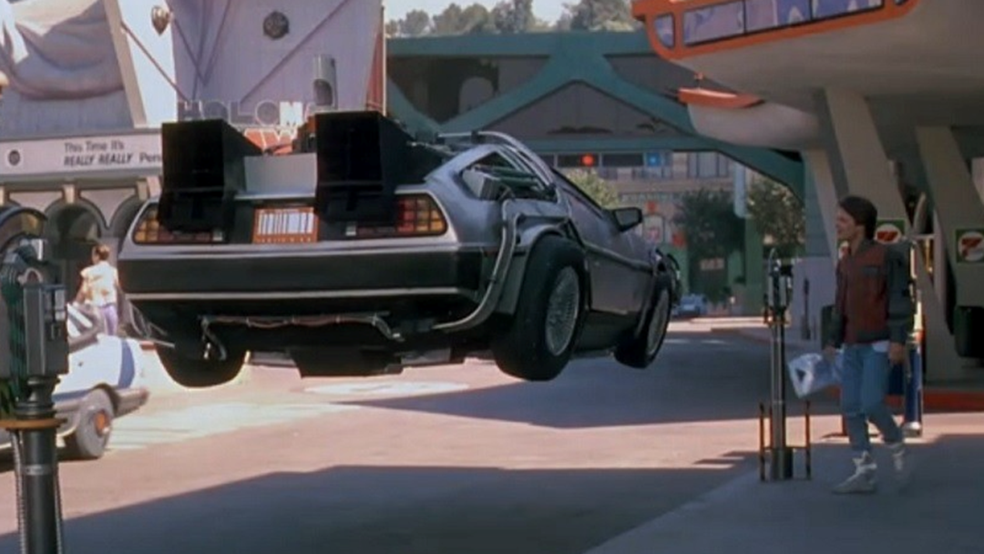 Uber To Launch FLYING Cars By 2020 & Back To The Future's FINALLY Here