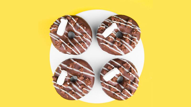 Article heading image for Doughnut Time Drops Their Best Collab Yet So That You Can Relive Your Childhood!