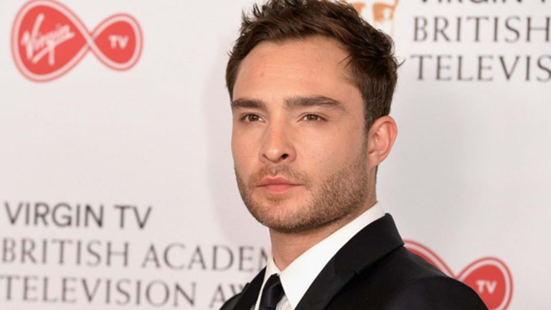 Ed Westwick Has Been Dropped From BBC TV Special Amidst Allegations