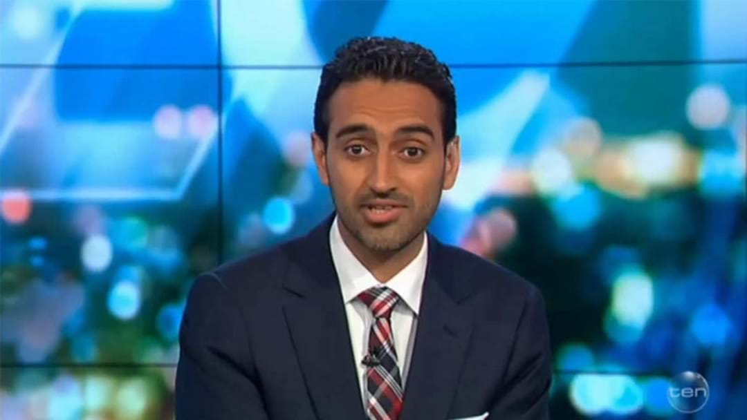 Waleed Aly Is Reportedly Thinking Of Leaving 'The Project'