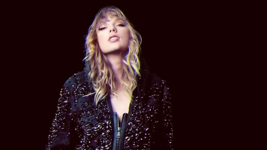 Taylor Swift Has Performed Her 'Reputation' Songs Live For The First Time