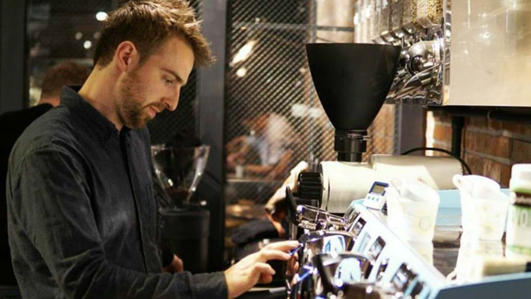 CANBERRAN NAMED ONE OF THE WORLD'S BEST BARISTAS